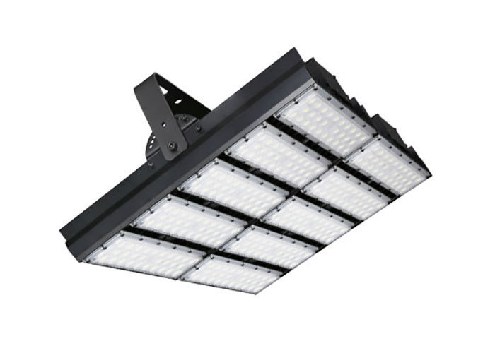 77500 Lm 500W Outdoor LED Flood Lights 680×552×144.2 Mm No Mercury Pollution